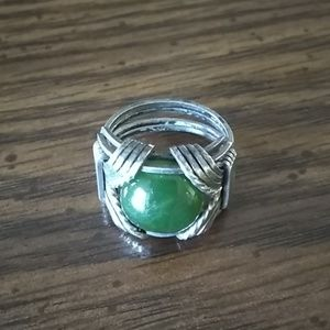 💥 Vintage size 6 Hand-made ring 💥